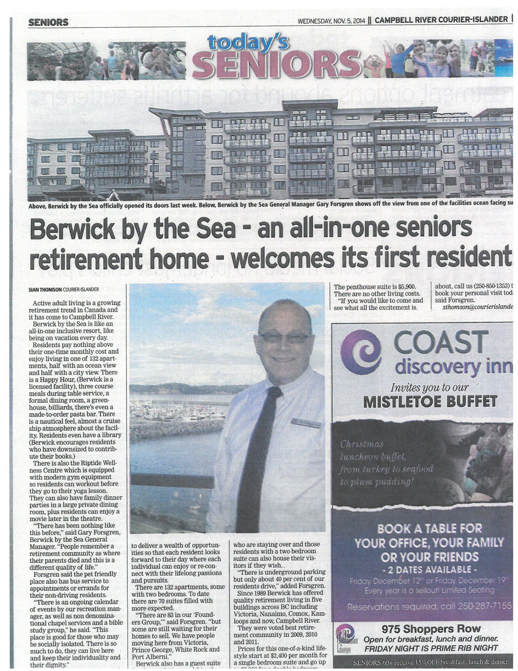 Berwick by the Sea12