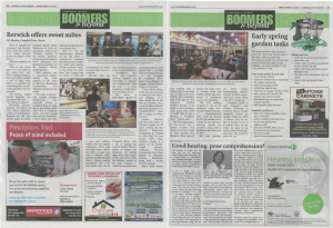 BCR Grand Opening Mirror Coverage
